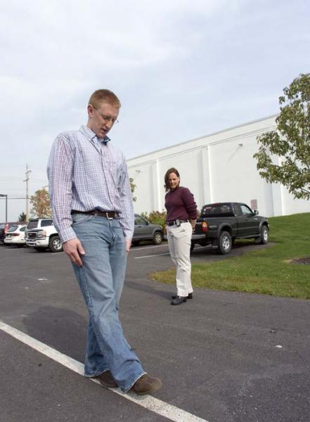 Walk and turn test Johnson COunty DUI attorney